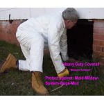 CVTW Heavy Duty Disposable Coveralls Rags Unlimited Inc