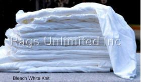 CLKW White Knit Rags Unlimited Inc
